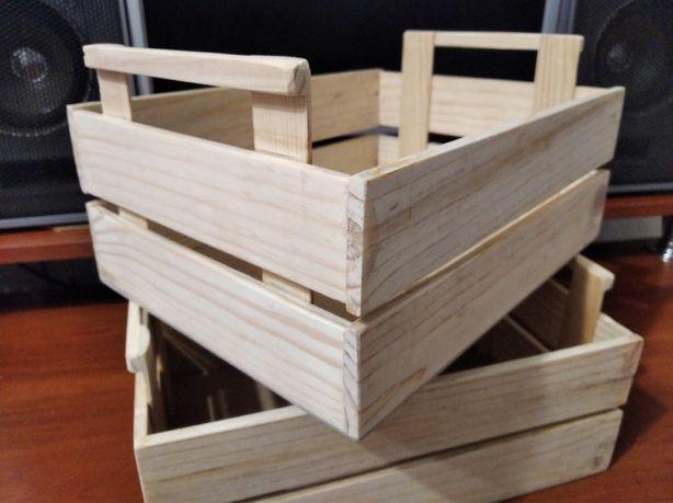 Деревянный ящик для цветов/ дерев'яний ящик