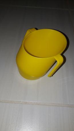 Kubek doidy żółty