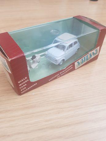 Fiat 500 e vespa 1:43 vitesse