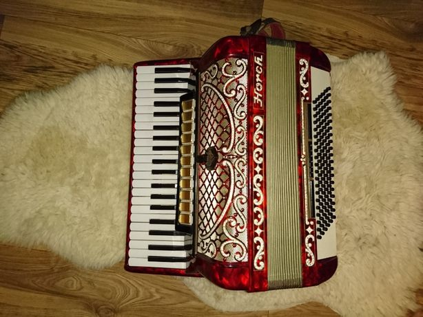 Akordeon niemiecki Horch 120