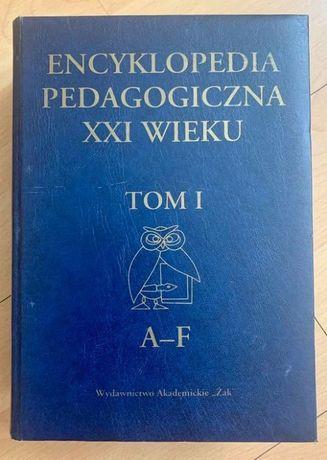 Encyklopedia Pedagogiczna XXI wieku Tom I (A-F)