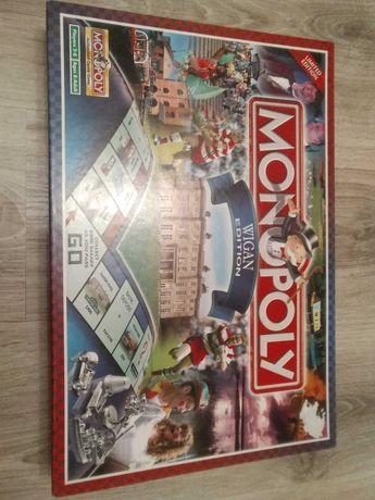 Monopoly Wigan limited edition gra planszowa
