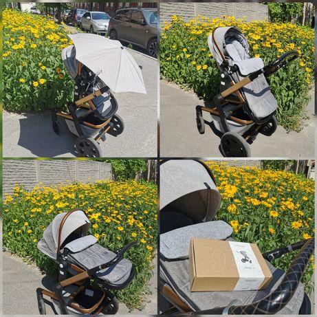 Продам шикарную коляску Joolz Day 3, в максимальной комплектации