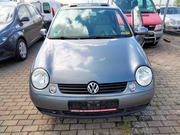 VW Lupo 2004r z Niemiec