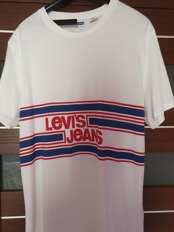 T-shirt Levis  35zł.