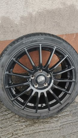 Koła Oz Racing Superturismo GT 18' z oponami zimowymi
