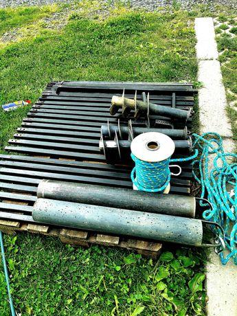 Wynajem wiertnicy do studni 15m i 12 m zestaw (NOWE TERMINY )