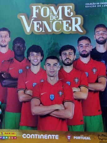 """Autocolantes Coleção """"Fome de vencer"""" Euro 2020"""