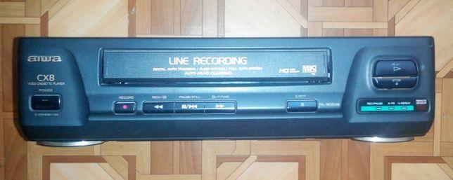 Видеоплеер AIWA кассетный HV-CX8 ke (не работает) (продажа только по Х