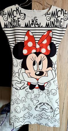 Sukienka S myszka Minie