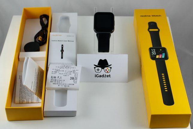 iGadżet | Smartwatch Realme Watch GW. 12.2021r jak NOWY zegarek