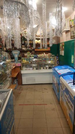 Продам действующий продуктовый магазин на Азмоле