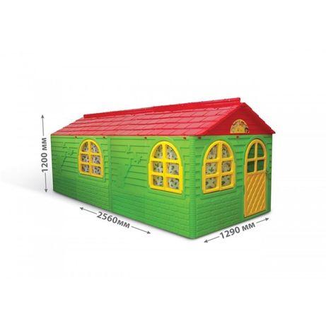 Будинок Дитячий Пластиковий Doloni