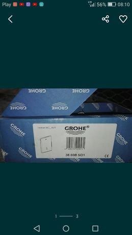 Grohe- elektronika splukująca na podczerwień