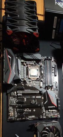 Intel core i5 9400f + Gigabyte Z390