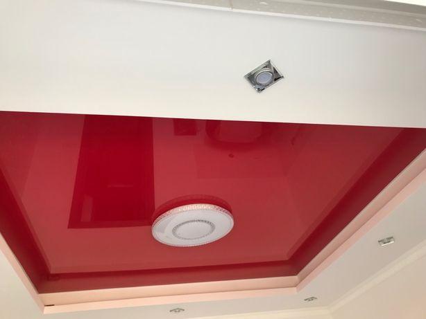 Натяжные потолки от 160грн. бесщелевая система в Броварах