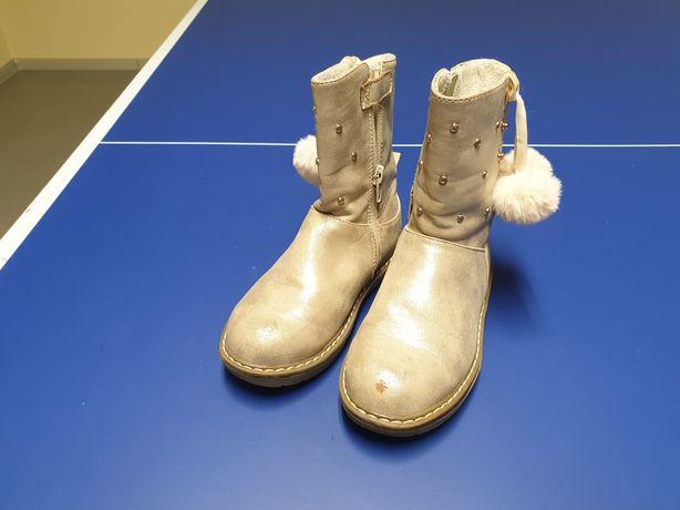Buty dla dziewczynki 30