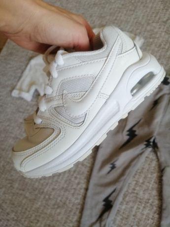 Nike air max białe 28 , 17 cm