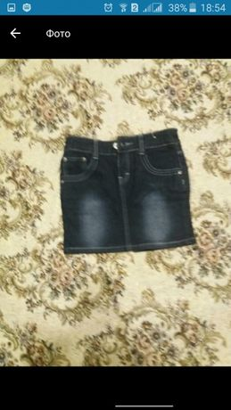Продам джинсовую юбку,шорты