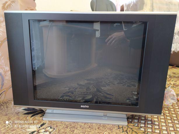Sanyo телевизор цветного изображения