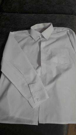 Biała koszula w rozm 146