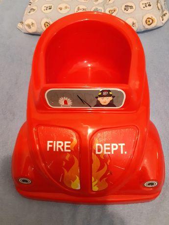 Rezerwacja Nocnik straż pożarna