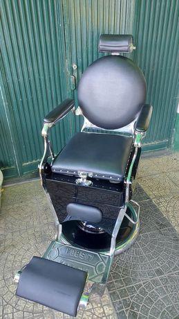Cadeira de Barbeiro (restaurada)