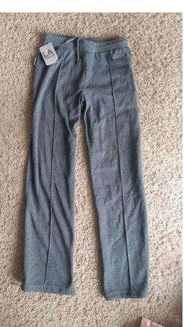 LA Gear nowe spodnie dresowe kant szare dresy 9 10 lat 140