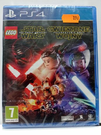 Lego Star Wars The Force Awakens gra ps4 (grywanda.pl)