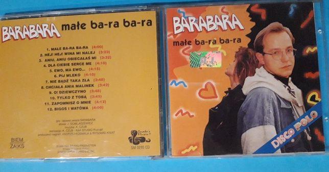 Snake's Music - DISCO POLO - Barabara – Małe Ba-ra Ba-ra , CD 1995