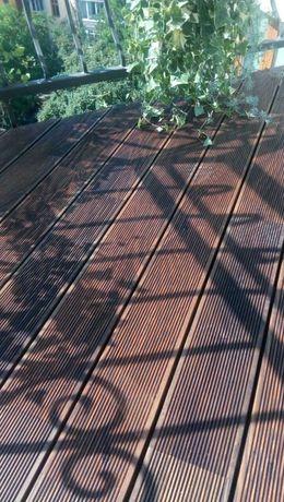 Терасна дошка з модрини