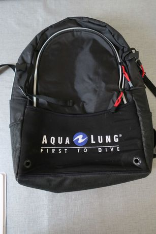 """Mochila AQUALUNG """"First to Dive"""""""