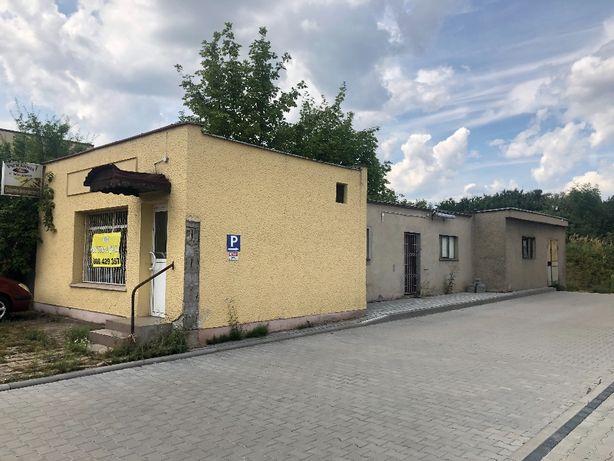 Wynajmę budynek usługowo handlowy Koszęcin