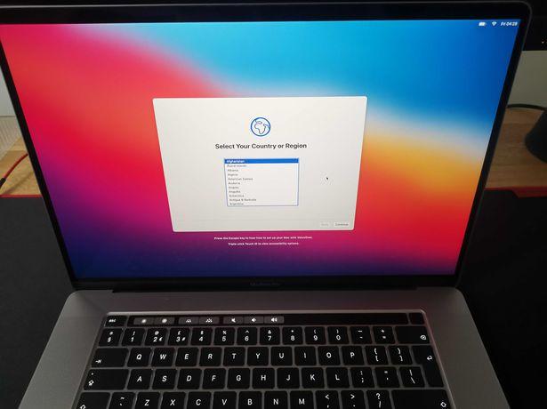 """MacBook Pro 16"""" i9/32GB/1TB SSD/Radeon Pro 5500M 4GB"""