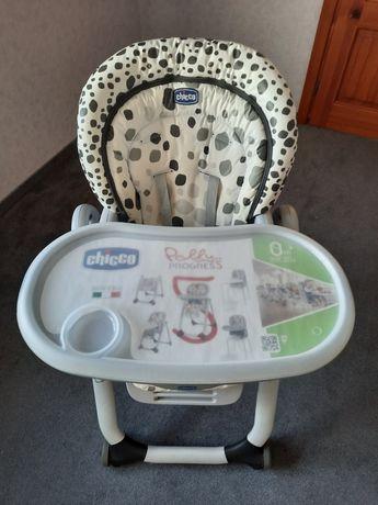 Продам стульчик для кормления фирмы chicco Polly Progres5