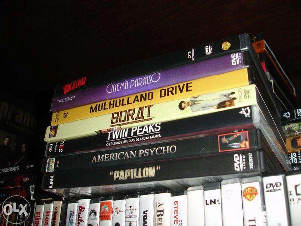 Pack 7 DVD's