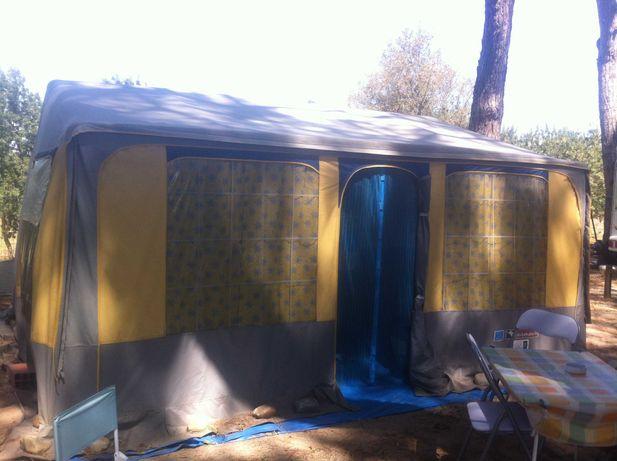 Vendo Atrelado/Tenda Surmonte da Fabricampo