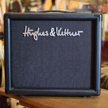 Amplificador Combo Guitarra Válvulas Hughes&Kettner Tubemeister 18