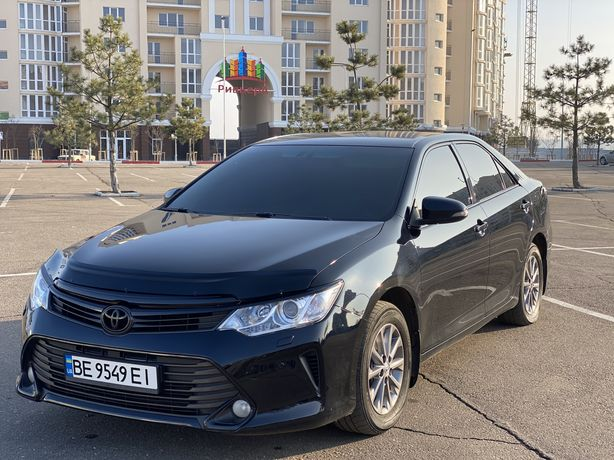 Toyota Camry 55 2015 официальная