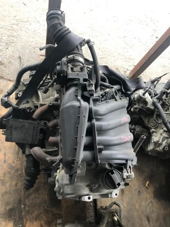 Двигатель HR16/Nissan Juke 11-
