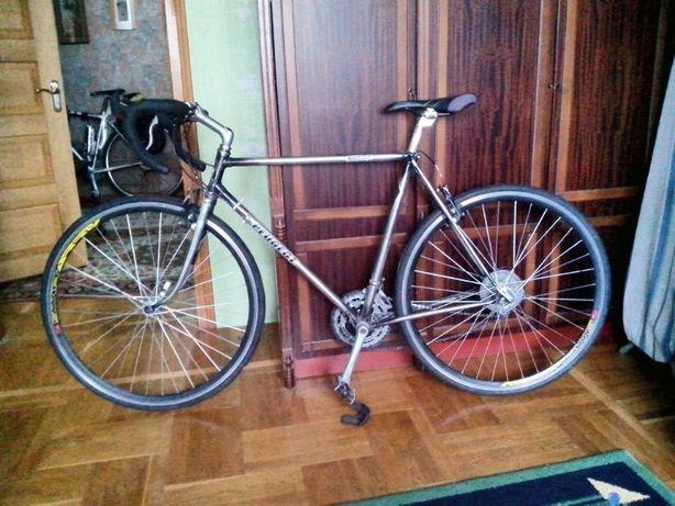 Велосипед Пежо шассе, wheeler -горный рама двухподвес