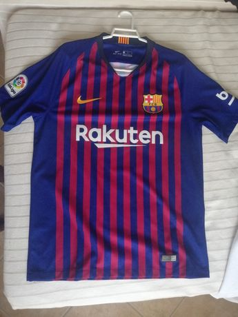 Camisola Barcelona 2018-19