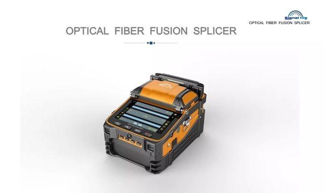 Máquina de Fusão Fibra Óptica