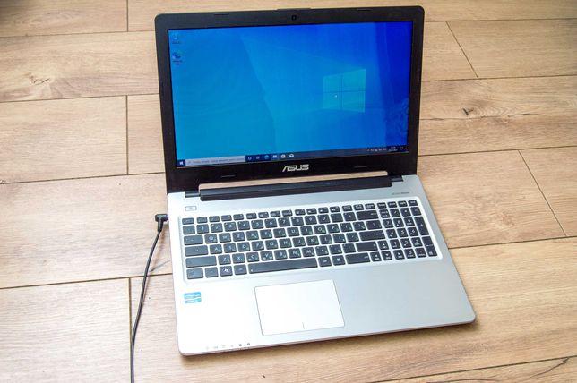 Ноутбук Asus K56CM / Intel Core i5 / SSD-120Gb / 8Gb RAM/ GeForce 635M