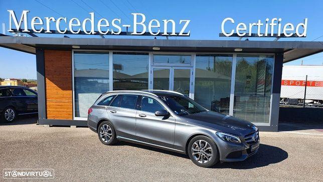 Mercedes-Benz C 220 d Avantgarde Aut.
