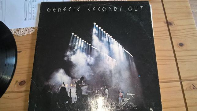 Genesis – Seconds Out, 2x LP, 2 Winyle, USA Atlantic-1977