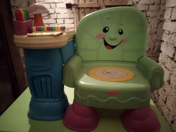 Krzesełko liczydełko