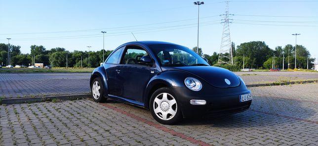 Volkswagen New Beetle 2.0 LPG Klima Alufelgi