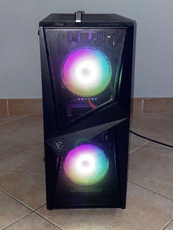 Computador PC Gaming MSI RTX 2060 RGB