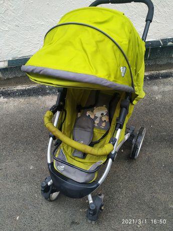 Продам детскую коляску miracon
